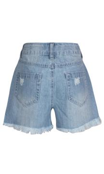 DXEL Banoo Denim Shorts