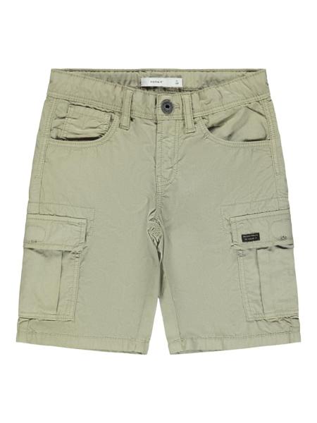 NKMRyan Twiatilip Cargo Long Shorts Camp