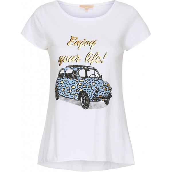 MARTA Tee Med blå bil
