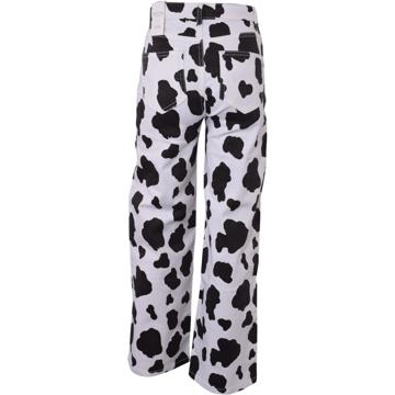 HOUND Wide Pants Cow Print